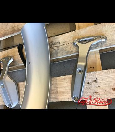 Front Fender Aluminum  for BMW R NINET 14-18 silver