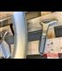 Zadný blatník pre  BMW R NINET 14-18 strieborný