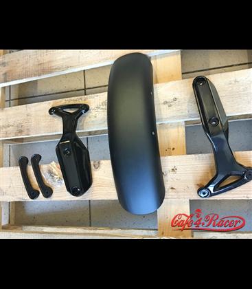 Front Fender Aluminum  for BMW R NINET 14-18 black