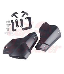 Kryt vývodu vyzduchového filtra   pre    BMW R9T Roadster / Pure / Racer / Urban GS /Scrambler  čierny