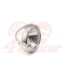 LSL Scrambler Head Light chrome