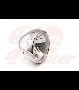 LSL Scrambler Head Light chrome