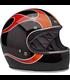 Biltwell Gringo ECE Helmet Dice Flames