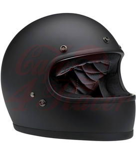 Biltwell Gringo ECE helma matná čierna