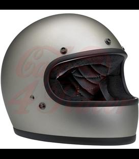 Biltwell Gringo ECE Helmet Flat Titanium