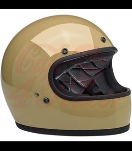Biltwell Gringo ECE Helmet Gloss Coyotee Tan
