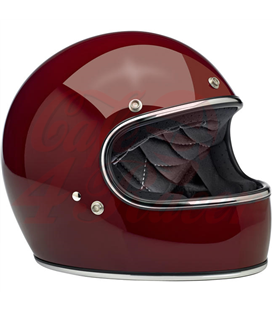 Biltwell Gringo ECE helma Gloss Garnet