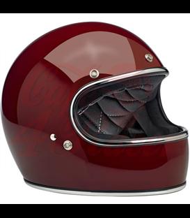 Biltwell Gringo ECE Helmet Gloss Garnet