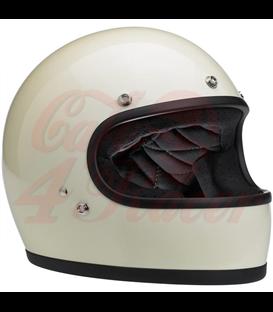 Biltwell Gringo ECE helma Gloss Vintage White