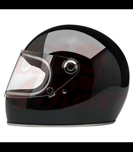 Biltwell Gringo S ECE Helmet Gloss Black