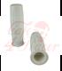 Handle bar grips white AMAL CR2