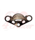 Top triple tree clamp upper / fork yoke  for BMW K1/100/1100  RS RT LT (89-99) Motoscope PRO