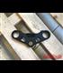 Top triple tree clamp upper / fork yoke  for BMW K1/100/1100  RS RT LT (89-99)  Motoscope mini black