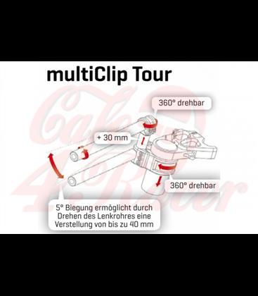 ABM clip-on multiClip Tour 39 mm