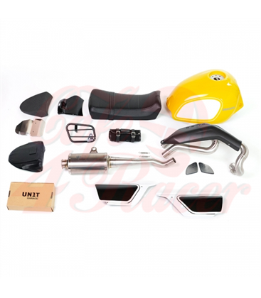 Unit Garage Scrambler Kit Complete Fuoriluogo for Ducati Scrambler