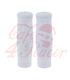 Handle bar grips white CR3