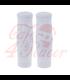 Handle bar grips white CR3