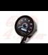 DAYTONA VELONA2 digitálny rýchlomer, Ø 60mm, čierny, 200 km/h