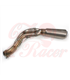 High Pipe  for BMW R9T all models  in Titanium