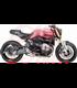 JvB-moto BMW R9T  Headlight Cover ABS Unpainted V3.