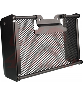 KEDO Radiator Guard for BMW R9T , black aluminium
