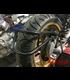 BMW K100/K75   držiak ŠPZ  B