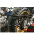 BMW K100/K75   plate holder low B