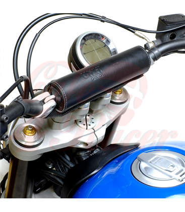 Unit Garage Scrambler 800  Black handlebar bumper