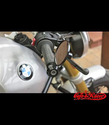 Handlebar ends  for  BMW R9T Scrambler / Pure / Racer / Urban GS  / R 1150 R / R 850 R - R 1100 R Soul
