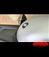 Kryt sedadla pre   BMW RnineT strieborný