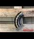 BMW K-Serie Air Intake Stainless 0° CUT version