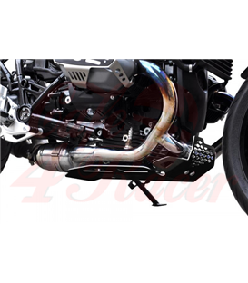 IBEX ochranný kryt motora čierny, BMW R nine T/Scrambler/R1200R/GS