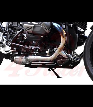 IBEX engine guard black BMW R nine T/Scrambler/R1200R/GS