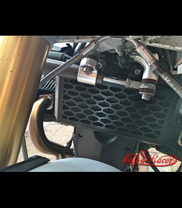 IBEX oil-radiator hood BMW R nine T, 14-16, black