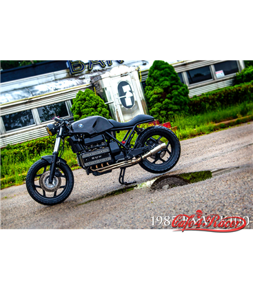 BMW K100 exhasut GP  style 03A + collector4to1