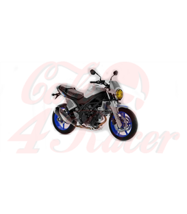 Scrambler Bolt On Kit White Large for Suzuki SV650 White