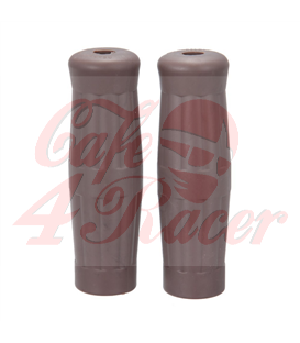 Handle bar grips brown CR3