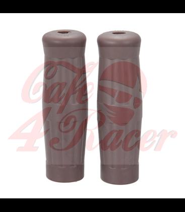 Handle bar grips brown CR3