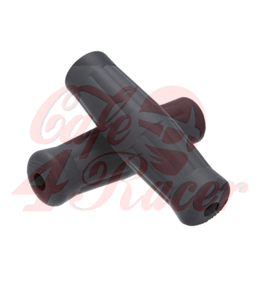 Handle bar grips black CR3