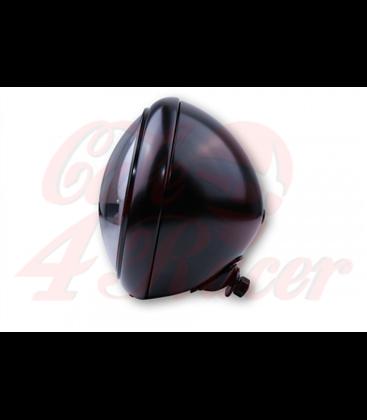 HIGHSIDER  7 inch LED hlavný svetlomet LTD TYPE 8 s  DRL, E-approved, čierne