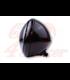 HIGHSIDER  7 inch LED headlamp LTD TYPE 8 with DRL, bend light, E-approved, black