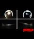 HIGHSIDER  7 inch LED main headlamp insert TYPE 8 chrome