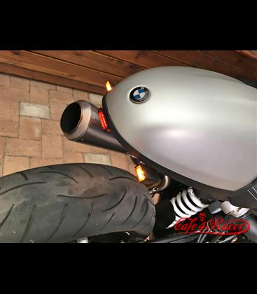 HIGHSIDER ORGANIC LED taillight, black