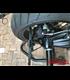 JvB-moto BMW RnineT Side license plate holder  adjustable