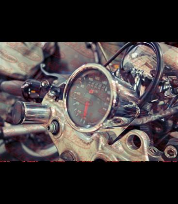 Speedometer Gauge LED Backlight Signal Light