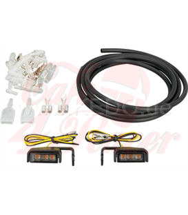 JvB-moto BMW R9T LED smerovky 2016- (all Models incl. Racer, Scrambler, Pure)