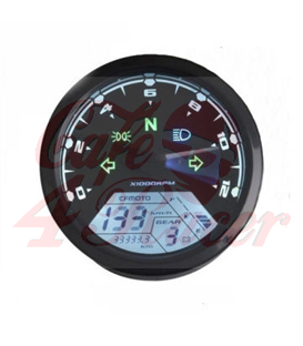 Univerzálny LCD rýchlomer SP1