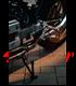 BMW K75/K100/K1100/K1 držiak výfuku nerez