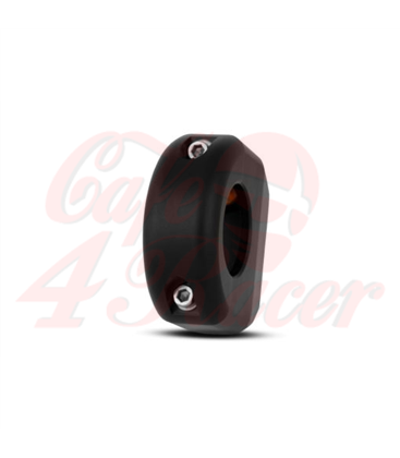 "Rebel switch 2 button – Black- 25,4mm 1"" Handlebar"