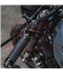 "Rebel switch 2 button LED – Black- 22mm 7/8"" Handlebar"